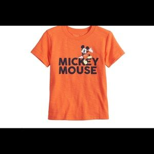 Disney Mickey Mouse boys T-shirt size 12 months